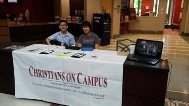Christians on Campus at OSU