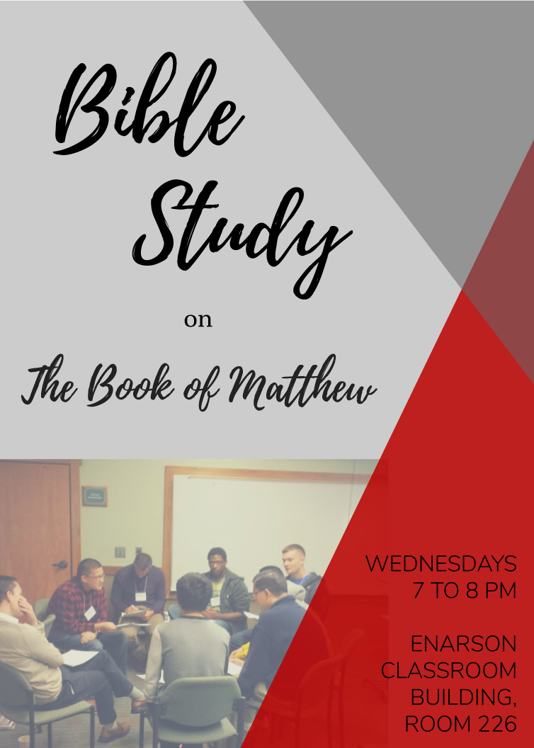 Freshman Connect Bible Study
